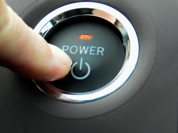 pay power button